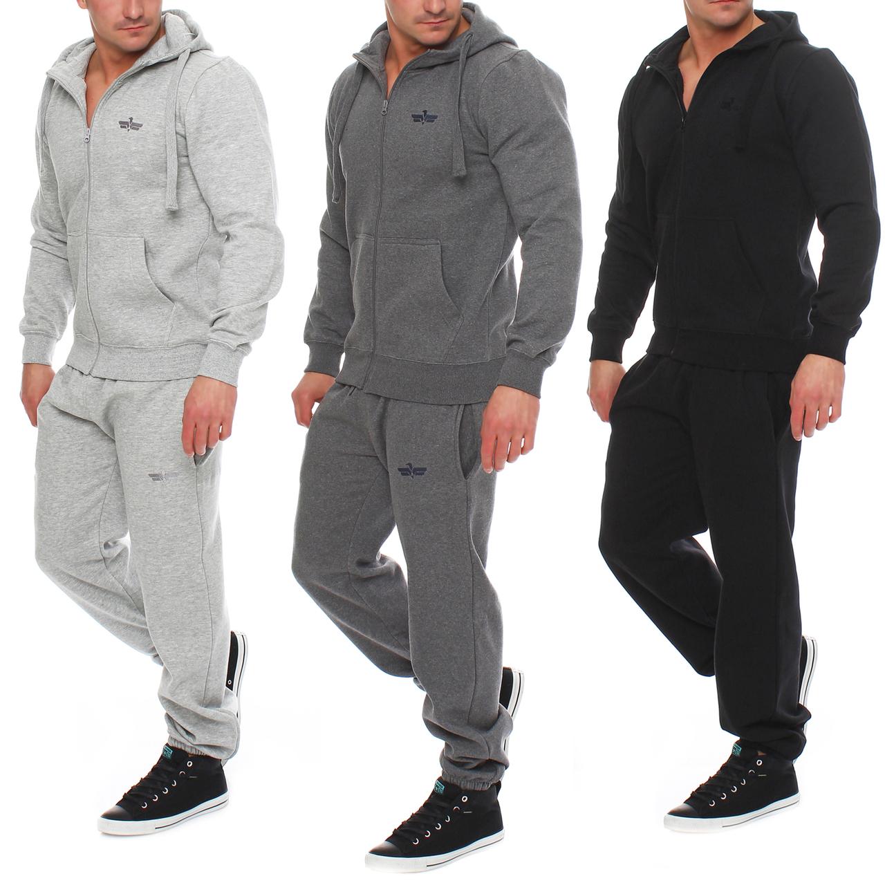 finchman finchsuit 1 herren jogging anzug trainingsanzug. Black Bedroom Furniture Sets. Home Design Ideas