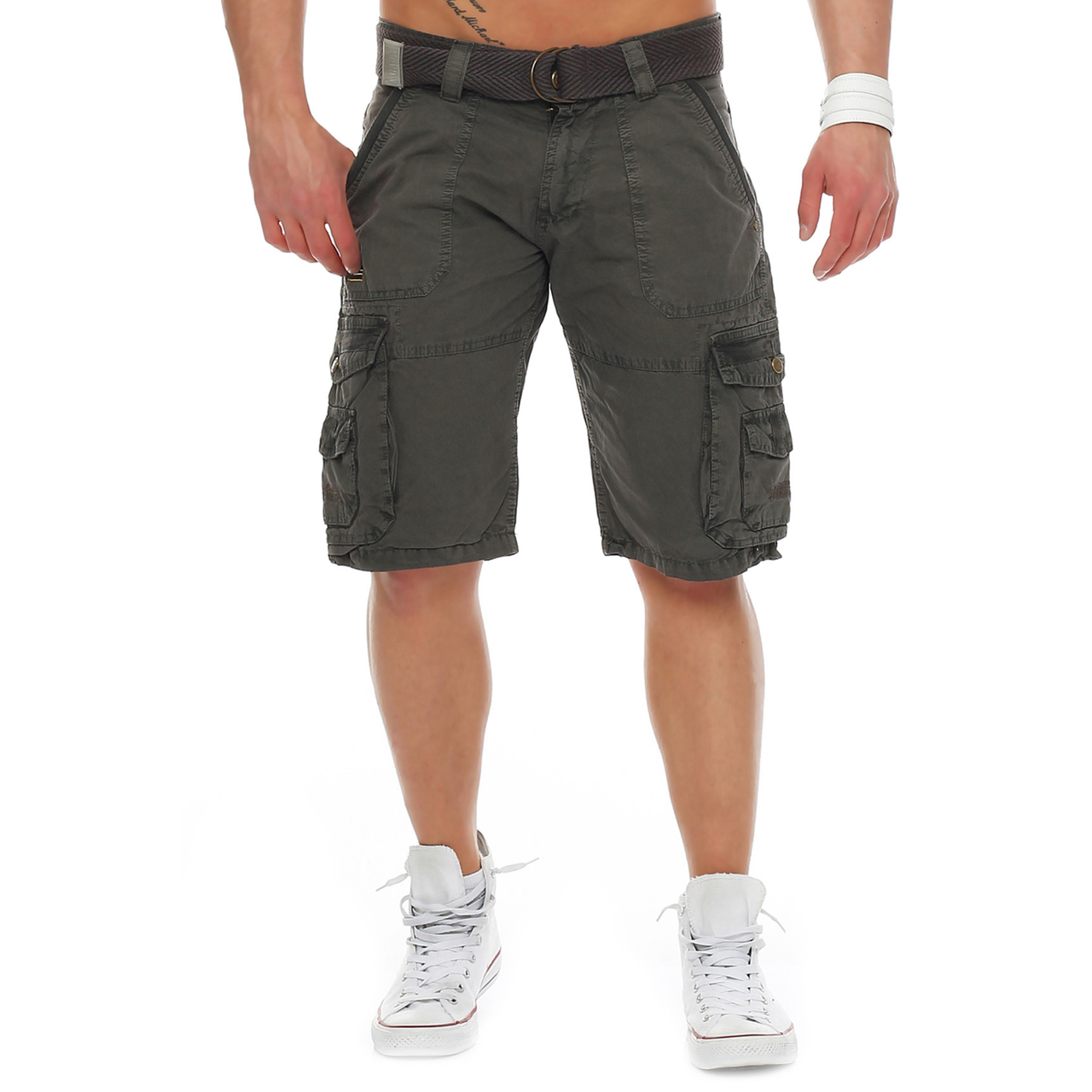geographical norway parachute herren cargo shorts bermuda kurze hose ebay. Black Bedroom Furniture Sets. Home Design Ideas