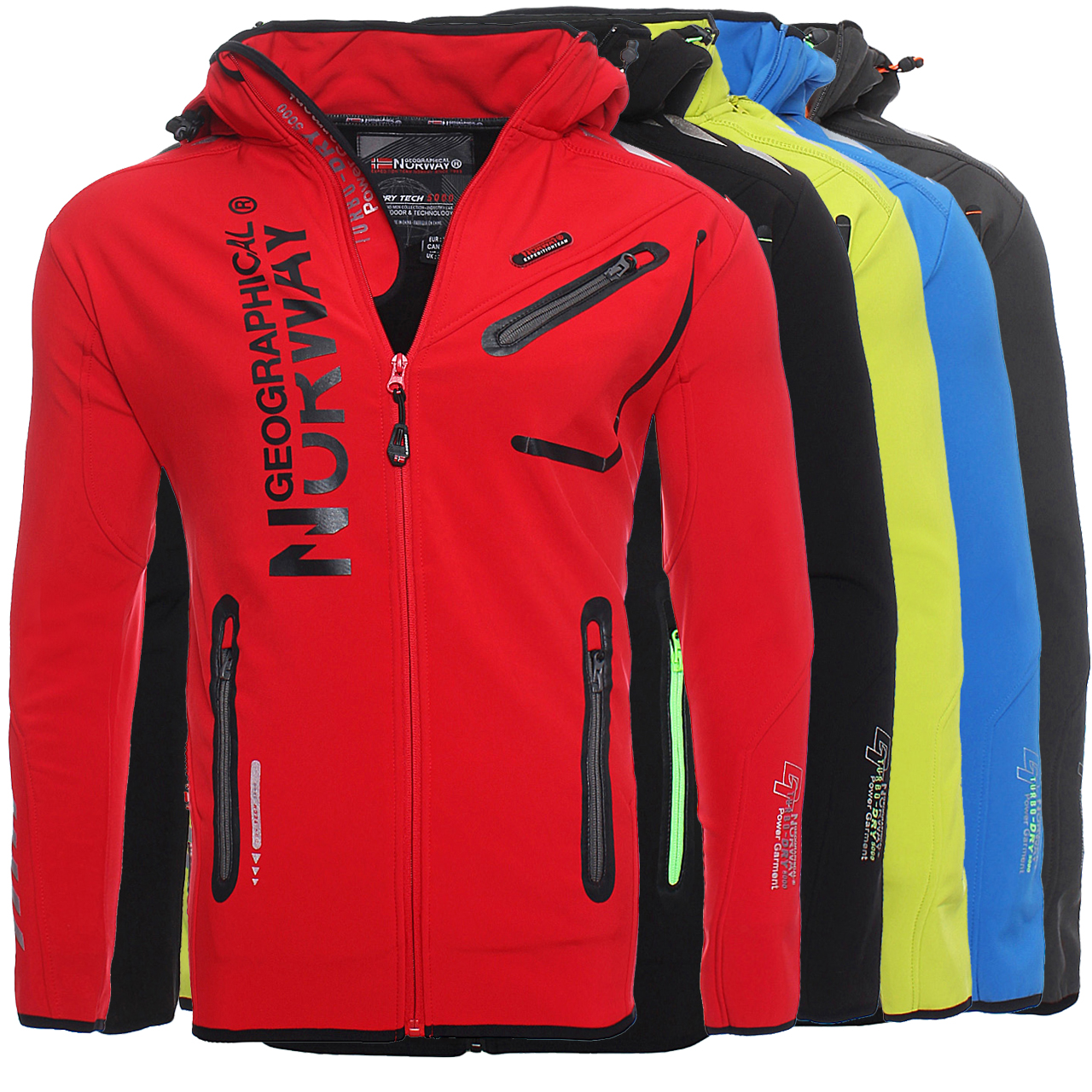 geographical norway rainman men 39 s softshell jacket outdoor functional jacket ebay. Black Bedroom Furniture Sets. Home Design Ideas
