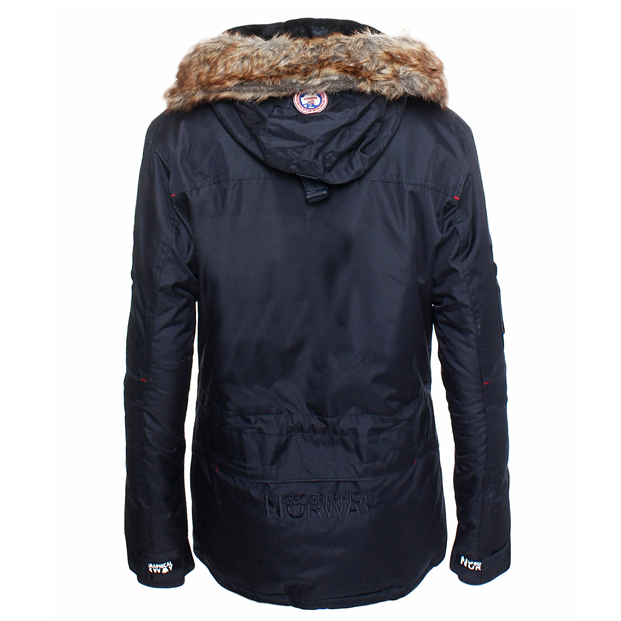 geographical norway lady winter jacke parka outdoor damen. Black Bedroom Furniture Sets. Home Design Ideas